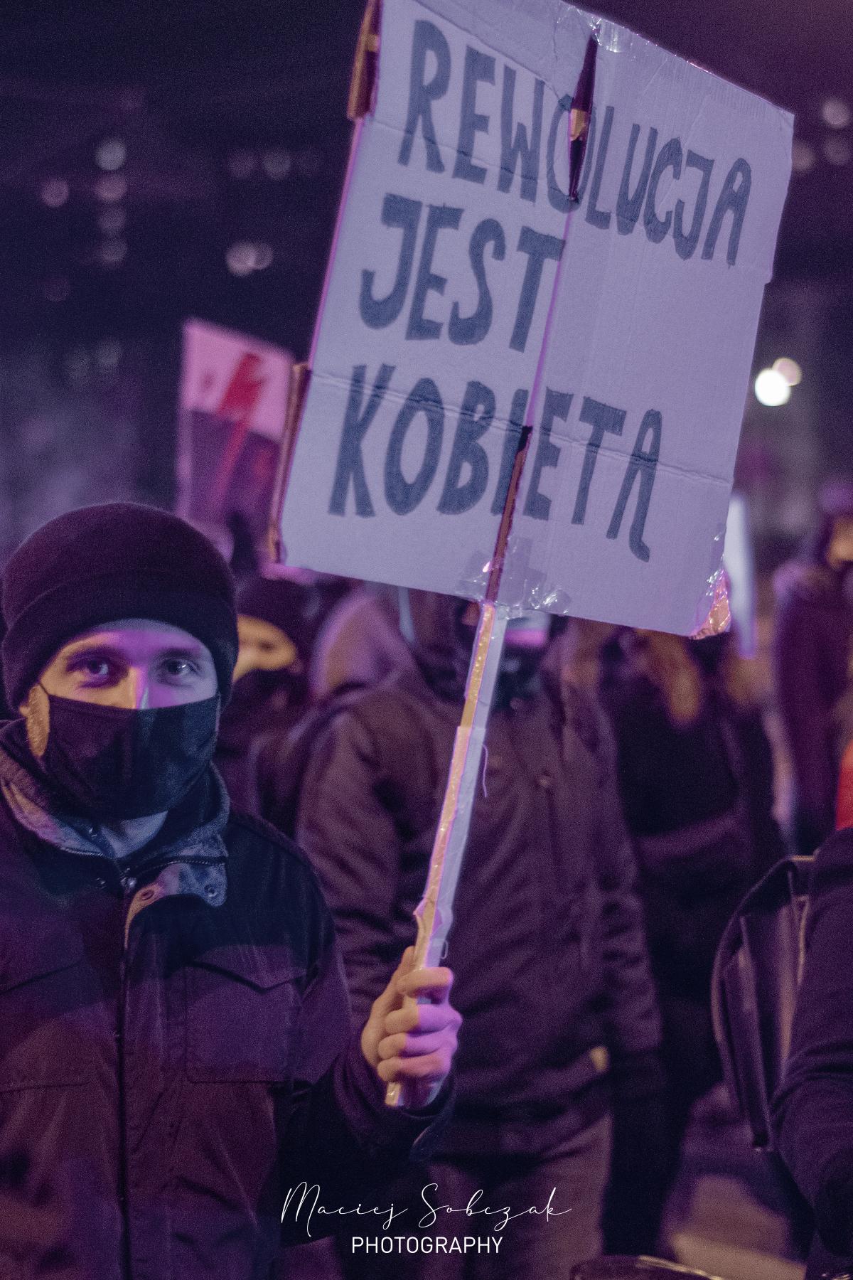 strajk kobiet, Łódź, fotoreportaż, reportaż, street photo, strajk